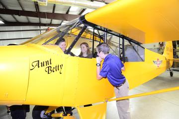 Day Trip Admission to Aerospace Discovery at the Florida Air Museum with Optional Tour near Lakeland, Florida