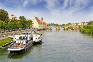 River Cruise transfer from Prague to Vilshofen via Regensburg