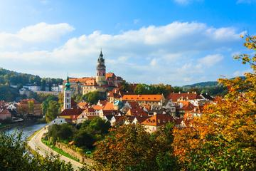 Scenic Transfer from Vienna to Prague Including Half-Day Sightseeing in Cesky Krumlov