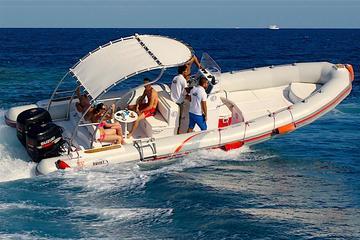 Ganztägiger privater Schnellboot-Trip...