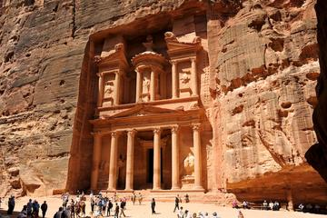 2-Day Petra and the Dead Sea Tour...
