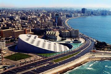 Cairo & Alexandria 2 Days by bus