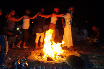 Camel riding and Bedouin dinner and Stargazer