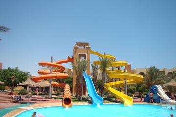 Hadaba Aqua Park from Dahab