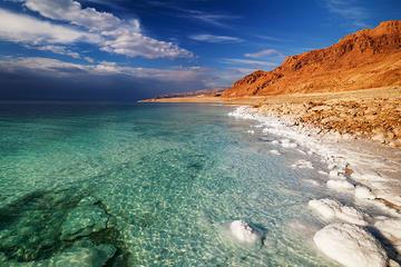 Jerusalem, Bethlehem & Dead Sea 1 Day