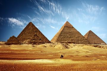 Overnight Trip to Cairo and Luxor by Flight