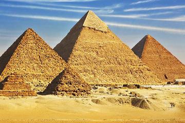 Privétour: Gizeh-piramides, Sfinx ...