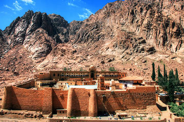 Private Tour Mt  Sinai Sunrise and St Catherine Monastery from Dahab