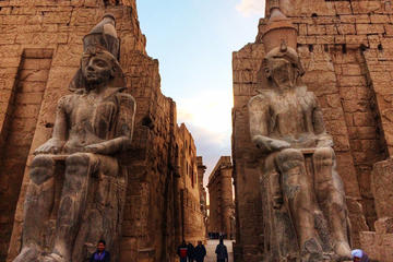 Private Tour to Luxor 1 Day from Aswan