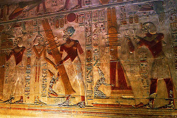 Private Tour to Tour to Dendera and Abydos Temples