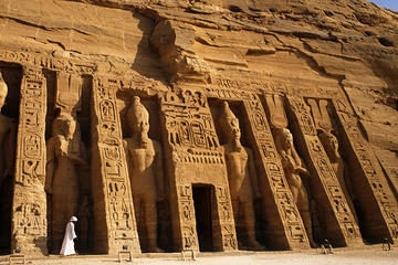 Private Tour to Trip to Abu Simbel & Aswan from Luxor