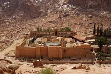 Saint Catherine's Monastery and Mount...