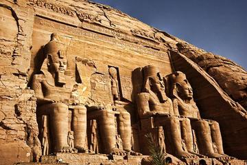 Viagem a Abu Simbel de Luxor