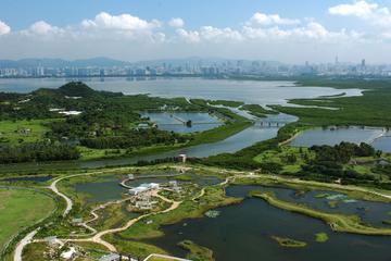 点心付きプライベート香港サイクリング終日ツアー