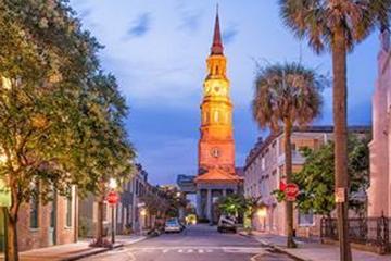 A Short History of Charleston Walking Tour