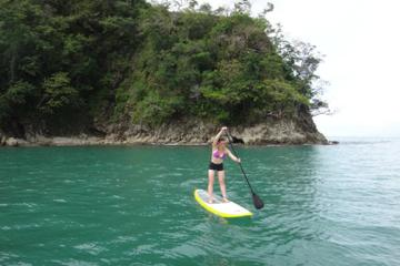 Stand-Up Paddleboarding in Manuel...