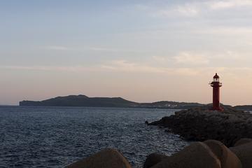 飛行機で往復するソウル発済州島3日間ツアー