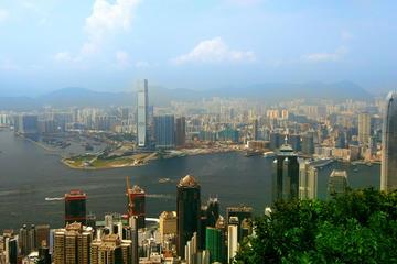 香港周遊半日ウォーキングツアー 香る港の起原を…