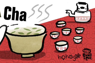 Cha Cha Cha: 2 Hours Chinese Tea Connoisseur Workshop