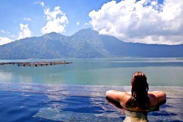 Ubud Volcano Lake and Natural Hot Spring Tour