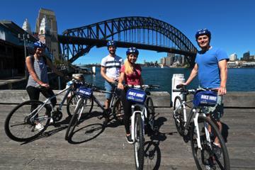 Excursão de bicicleta autoguiada por Sydney