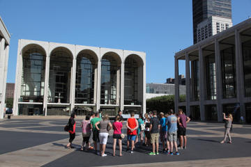 New York City Walking Tour