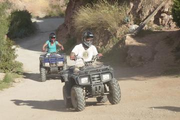 Excursão de ATV para Maras Moray...