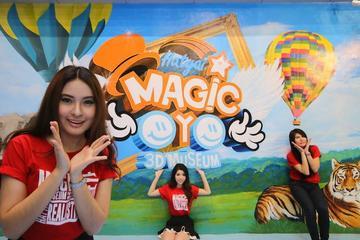 Hat Yai Magic Eye 3D Museum Admission...