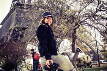 Tour en bicicleta para grupos pequeños por el distrito 19 de París