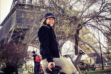 Visite en vélo du 19°arrondissement de Paris, en petit groupe