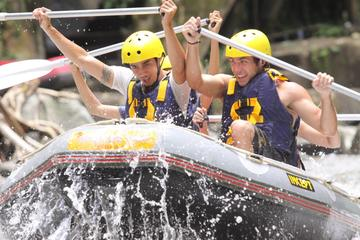 Ayung River White Water Rafting in...