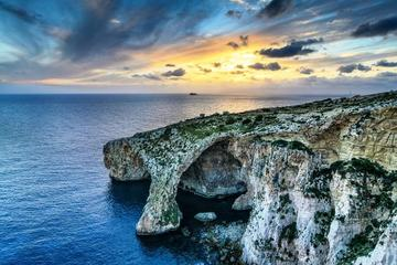 Blue Grotto and Sunday Market at...