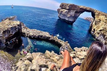 Excursión de día completo a los templos de Gozo y Ggantija desde Malta