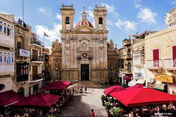 Ganztagsausflug zur Erkundung von Gozo inklusive Zugfahrt nach...