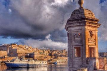 Malta: The Three Cities and Wine Tasting Tour