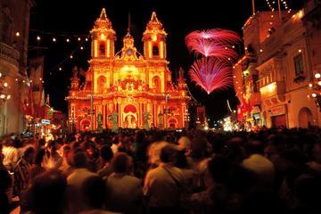 Malta Village Fireworks Evening Tour