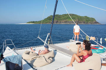 Catamaran Amadeus Sailing Cruises