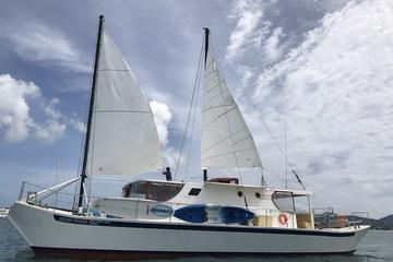 Golden Dragon Catamaran Sailing Day...