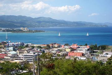 Montego Bay Shore Excursion: Zipline Adventure Plus City Highlights