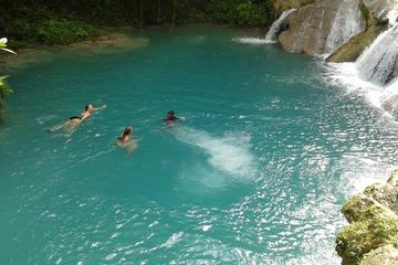 Private Blue Hole and Secret Falls...