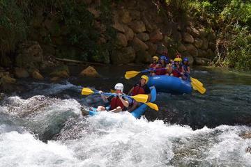 Tour privato di avventura sul fiume