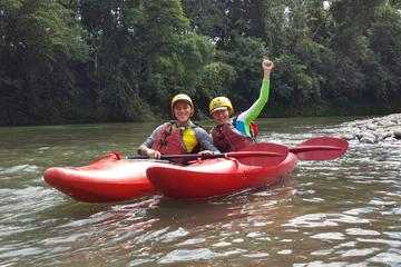 Kayak Jungle Tour on the Sarapiqui...