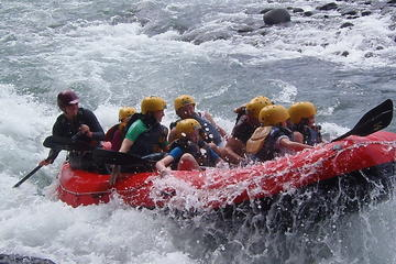 Rafting in The Sarapiqui River Class ...