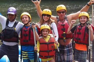 Safari en balsa por el río Sarapiquí