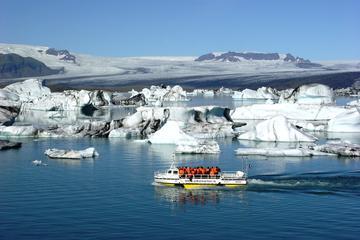 Full-Day South Coast and Jokulsarlon Trip From Reykjavik