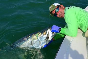 Biscayne Bay Inshore Flats Fishing
