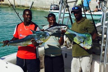 Providenciales Deep Sea Fishing Adventure