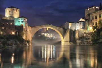 Sarajevo to Dubrovnik One-Way Day...