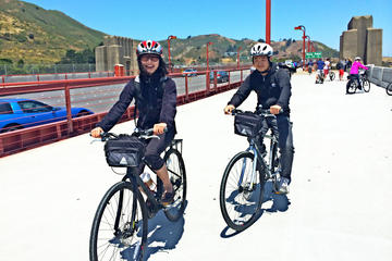 Self-Guided Bike Rentals from San Francisco