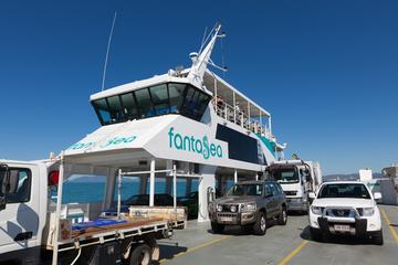 Magnetic Island Round-Trip Car Ferry...